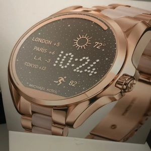 Michael kors smart watch